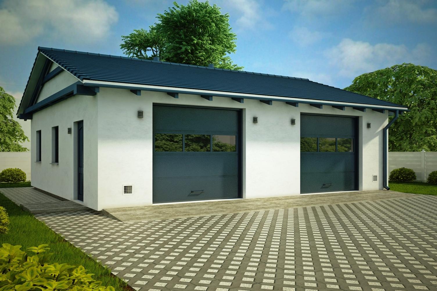 Строительство гаражей под ключ в Орле